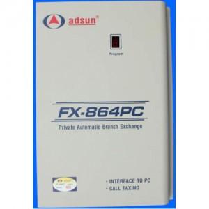 Tổng đài điện thoại Adsun FX864PC-8-64