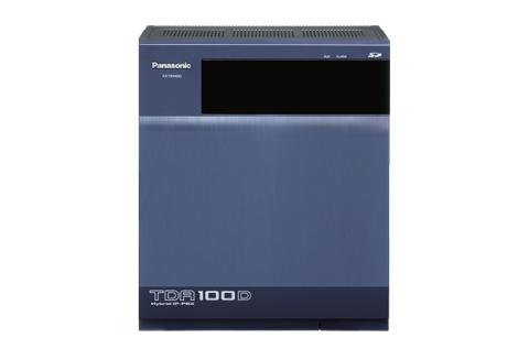 Kết quả hình ảnh cho Tổng Đài Panasonic KX-TDA100D (8CO - 120EXT)
