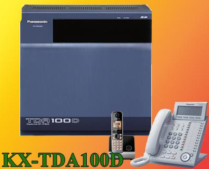 Image result for Tổng Đài Panasonic KX-TDA100D (8CO - 64EXT)