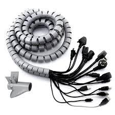 Bộ dụng cụ thu gọn dây điện