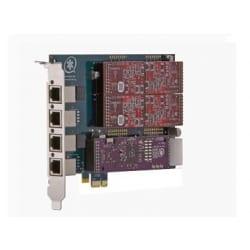 Digium AEX404E PCIe Card
