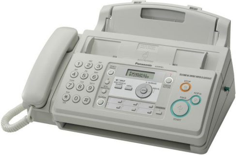 Máy FAX Panasonic KX-FP711, Máy FAX Panasonic KX-FP387