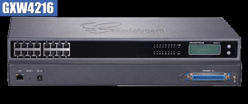 VoIP Gateway Grandstream GXW4216