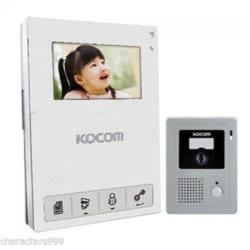 Chuông cửa Kocom KCV-434 + KC-MC24