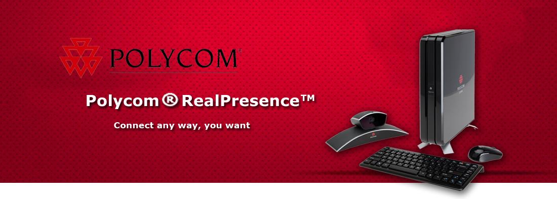Các giải pháp hội nghị dành cho phòng họp của Polycom® RealPresence®