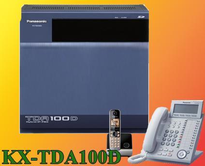 TỔNG ĐÀI PANASONIC KX-TDA100D 16-120
