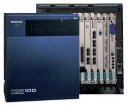TỔNG ĐÀI PANASONIC KX-TDA100D 16-32