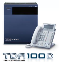 TỔNG ĐÀI PANASONIC KX-TDA100D-16-64