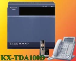 TỔNG ĐÀI PANASONIC KX-TDA100D 16-96