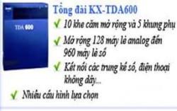 TỔNG ĐÀI PANASONIC TDA 600 (32-728)