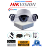 Bộ 4 camera Dahua 1MP DS-2CE16C0T-IRP
