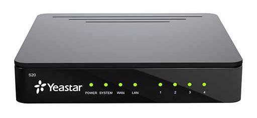 Tổng đài IP Yeastar S20