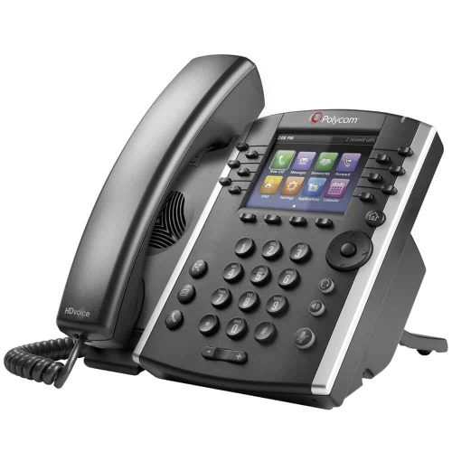 Điện thoại IP Polycom VVX 411