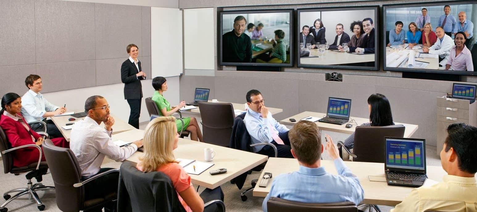 Giải pháp hội nghị truyền hình video conference
