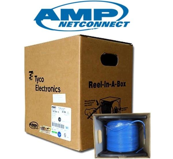 Giới thiệu tổng quan về cáp mạng AMP Cat6