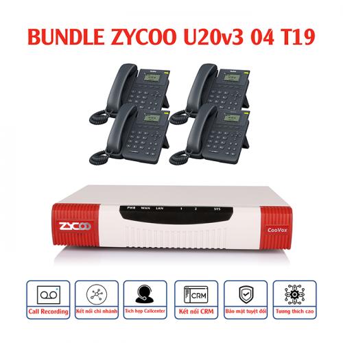 Bộ tổng đài IP Zycoo