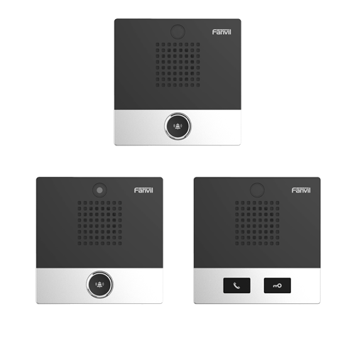 i10 / i10V / i10D SIP Mini Intercom